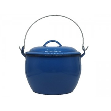 |Enamel| Carry Pot
