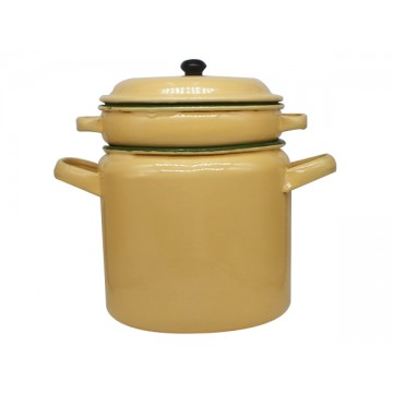 Double Boiler [Yellow]