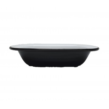 |FALCON| Pie Dish [Coal Black]